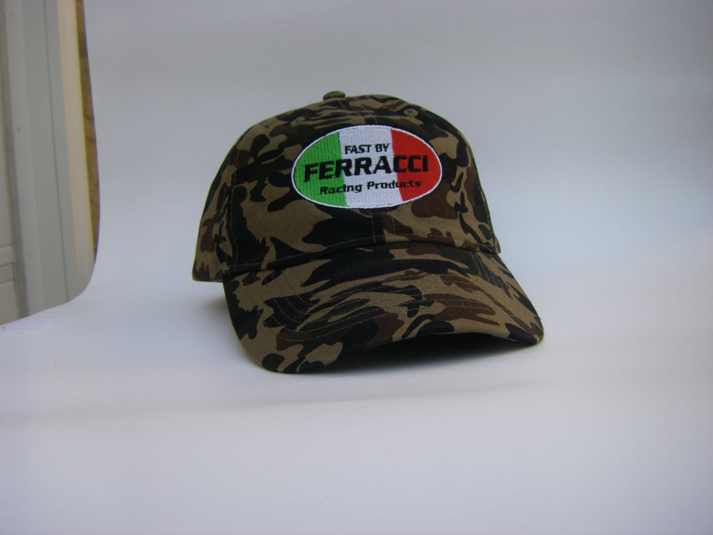 Fast By Ferracci -Hat Camo - SKU F70101