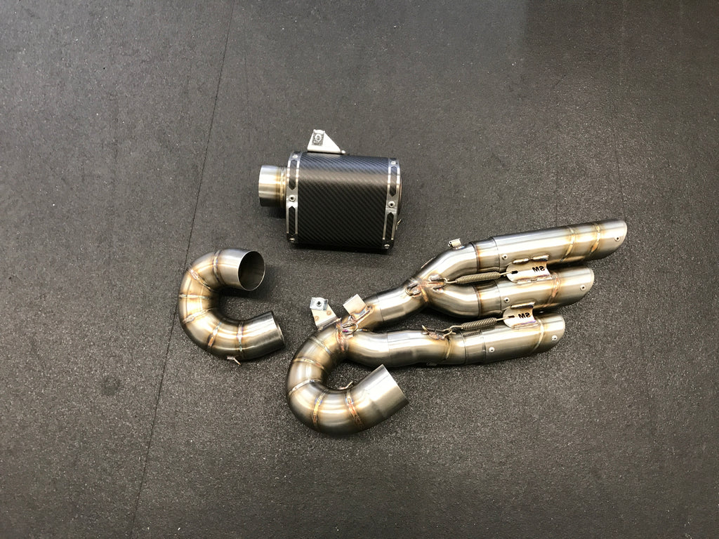 MV F3 675/800 Exhaust system F33813