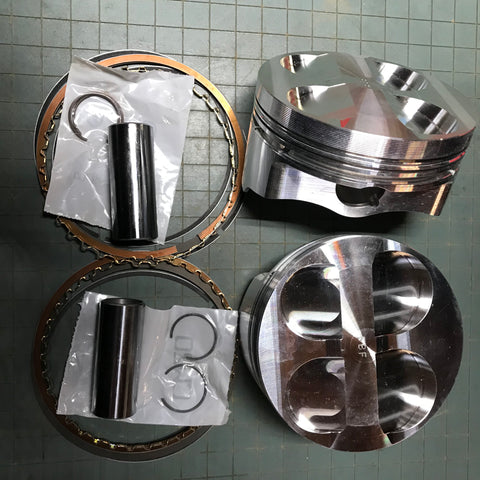 PISTON KIT - DUCATI 748cc TO 800 cc CODE F27800X