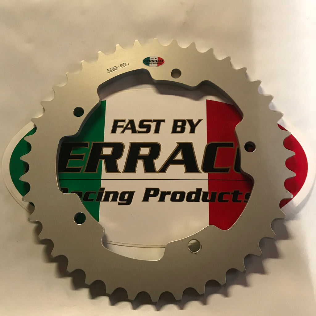 Sprocket - FBF Carrier 520 / 5 bolt  code F54540/5b