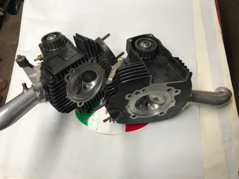 Cylinder Head - Heads Porting Ducati 2 V code Fporting2v