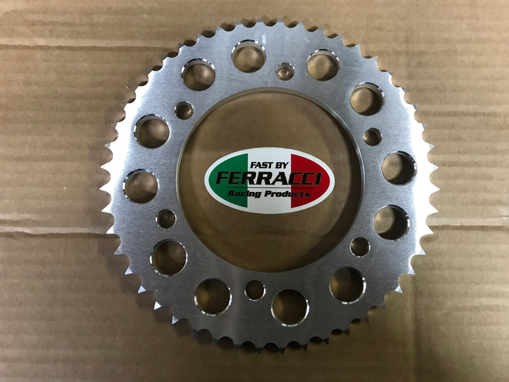 Kawasaki - Sprocket 49 Tooth Pitch 428  For Ninja 400  code F29849