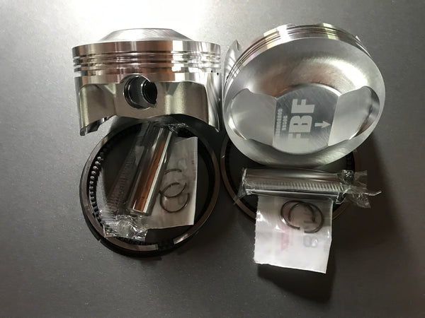 Ducati - Pistons Kit for 796/797/Scrambler 803 cc 12.5:1 CR Drop in, code F275797