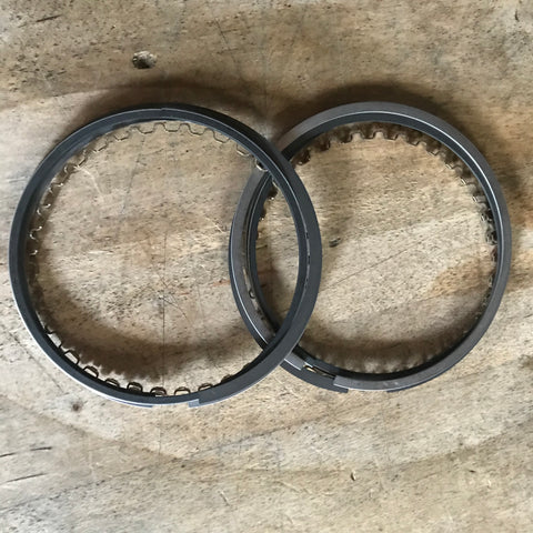 Ducati - Piston rings come set of 2 for two pistons code F9200XC