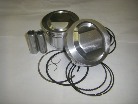 PISTON KIT - 88mm 11:1 750 Ducati 2V code F27510