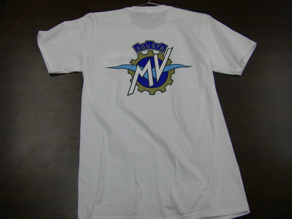 T-SHIRT - FBF/MV White M