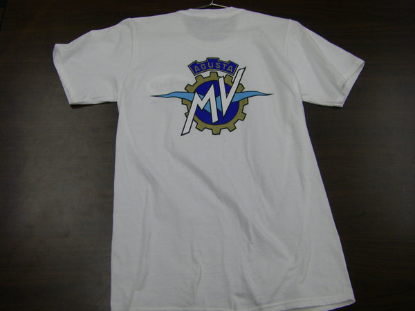 T-SHIRT - FBF/MV White