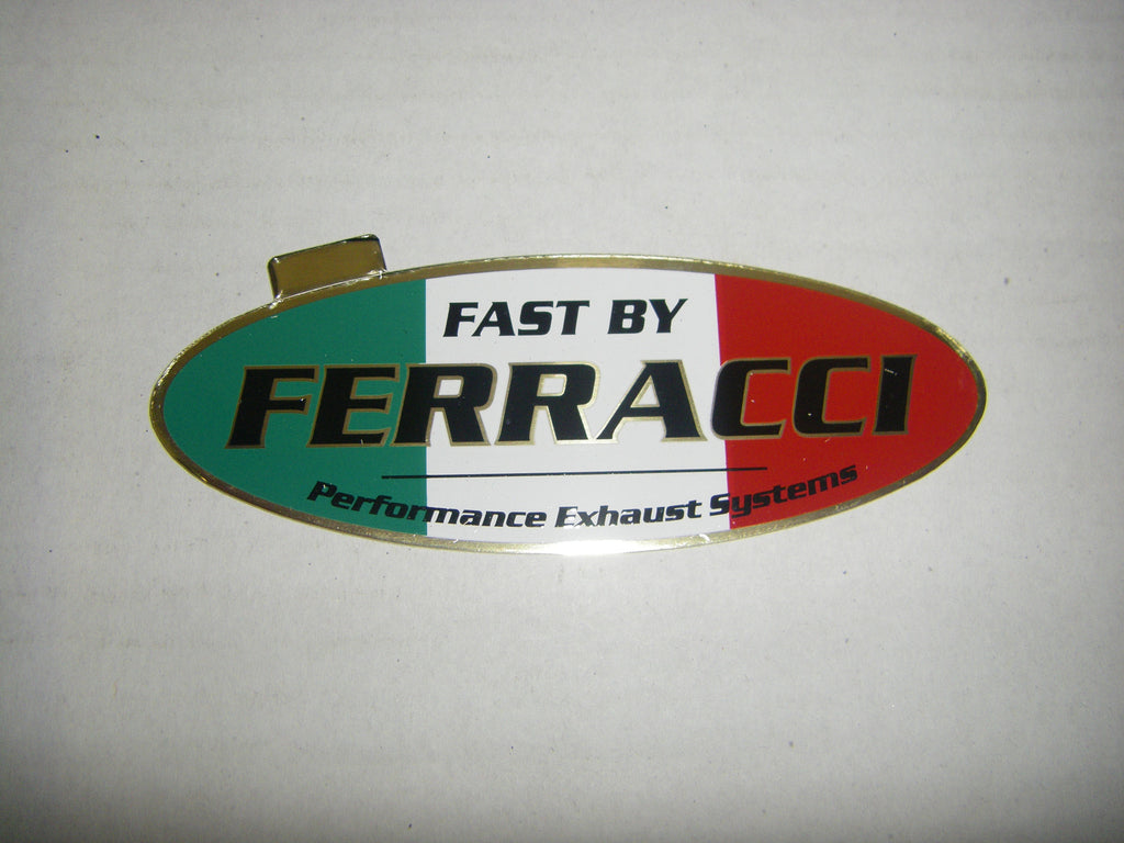 Sticker / Decal - FBF 115 x 45 mm Perform. Exhaust code F87015