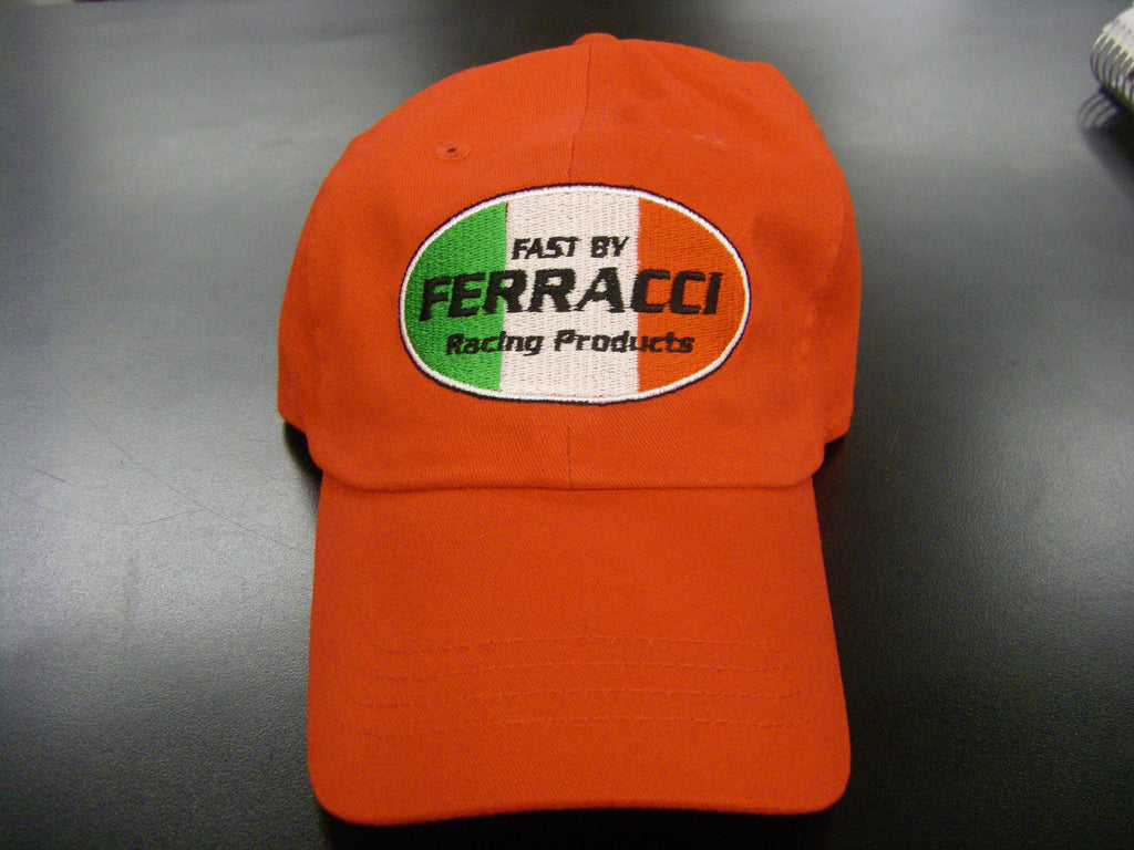 FAST BY FERRACCI - Hat Red  SKU F70100