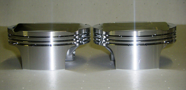 Ducati - PISTON - KIT 100 mm 13.5:1 For  999 all code F27555