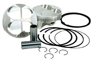 PISTON KIT - 96mm 984cc Stroke code F27596S