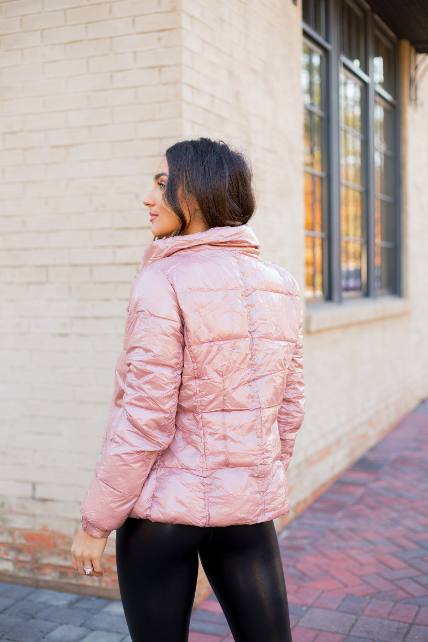 Snow Bunny Jacket New Pink