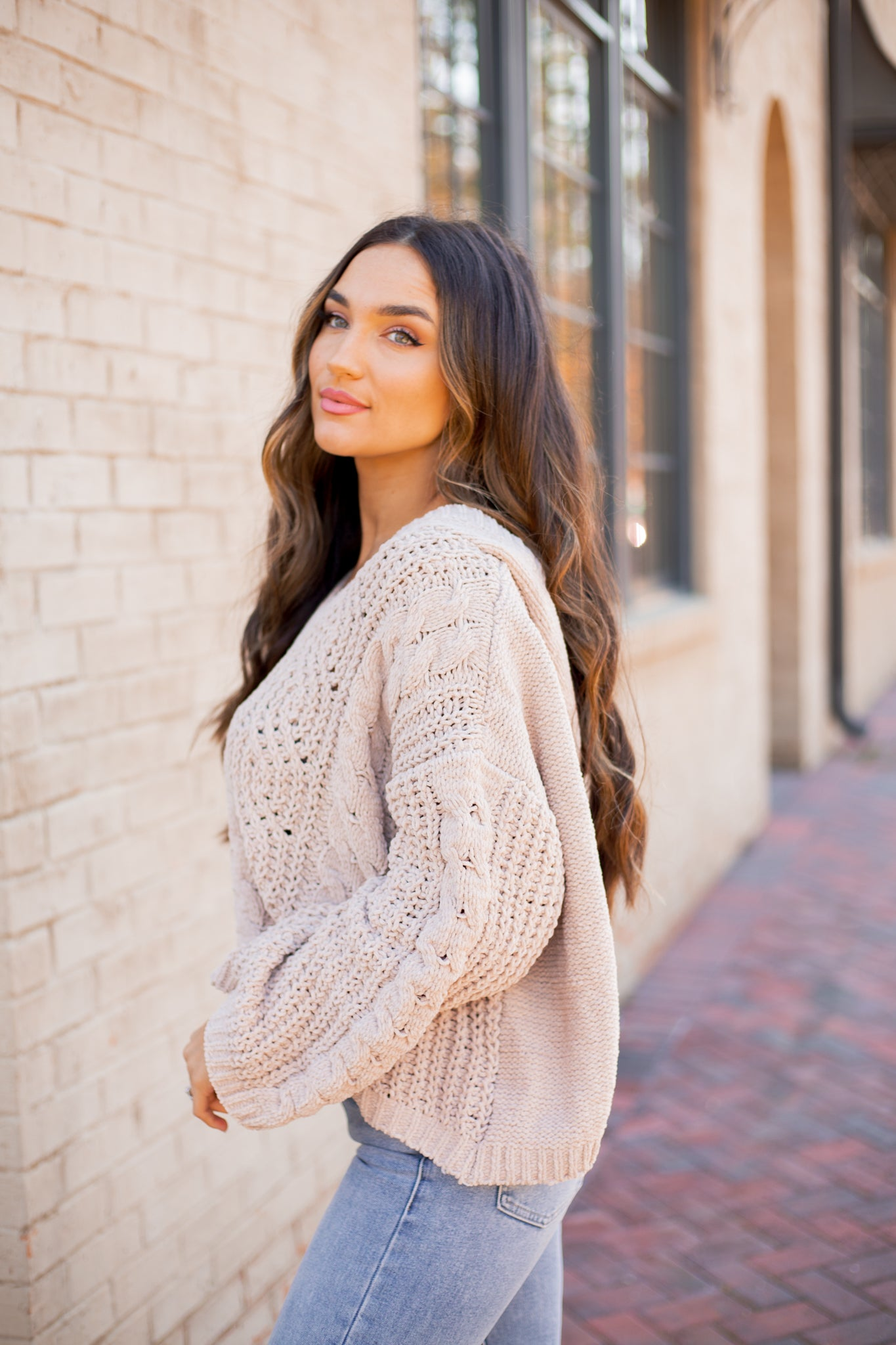 Cozy Time Sweater