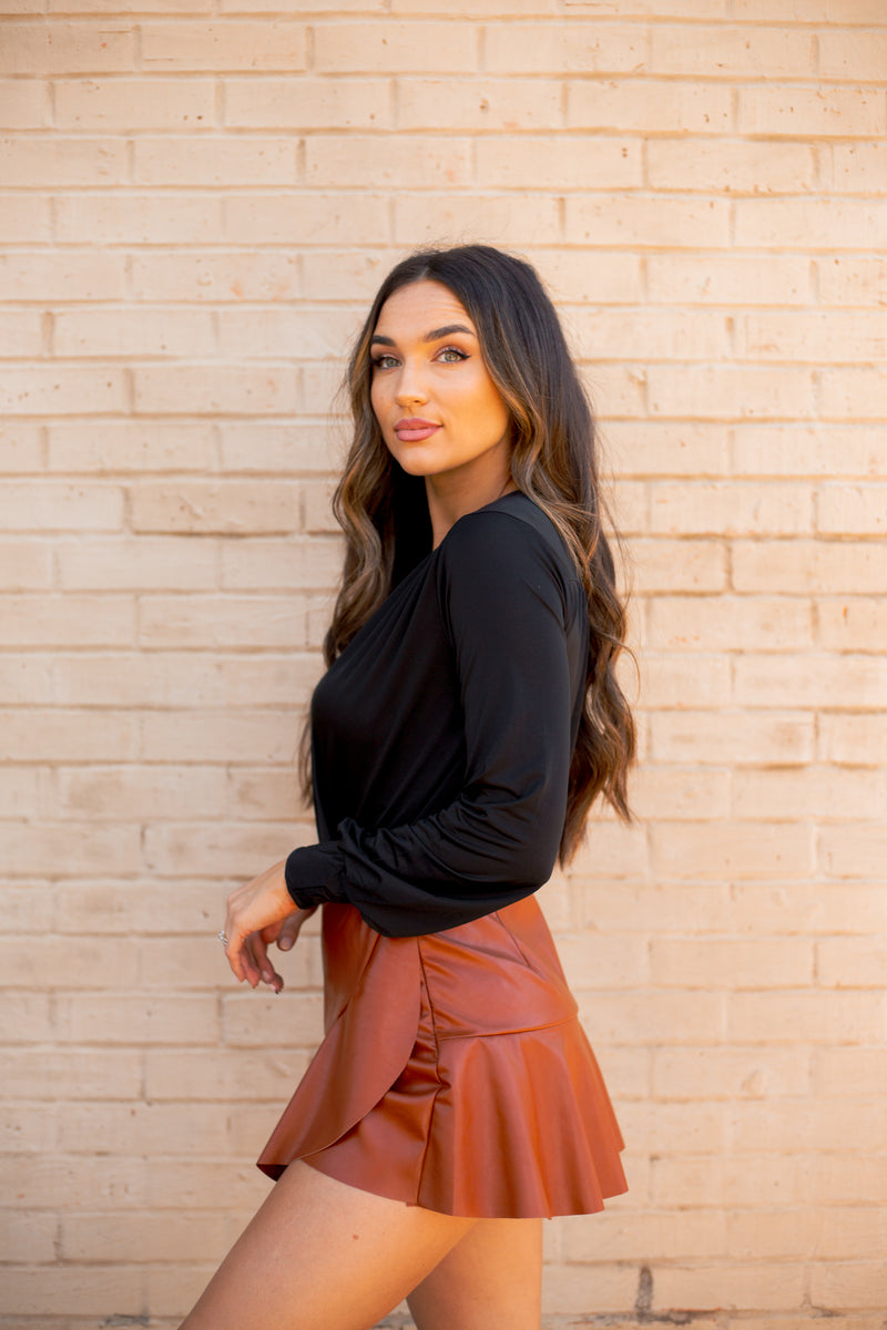 Caramel Apple Skort