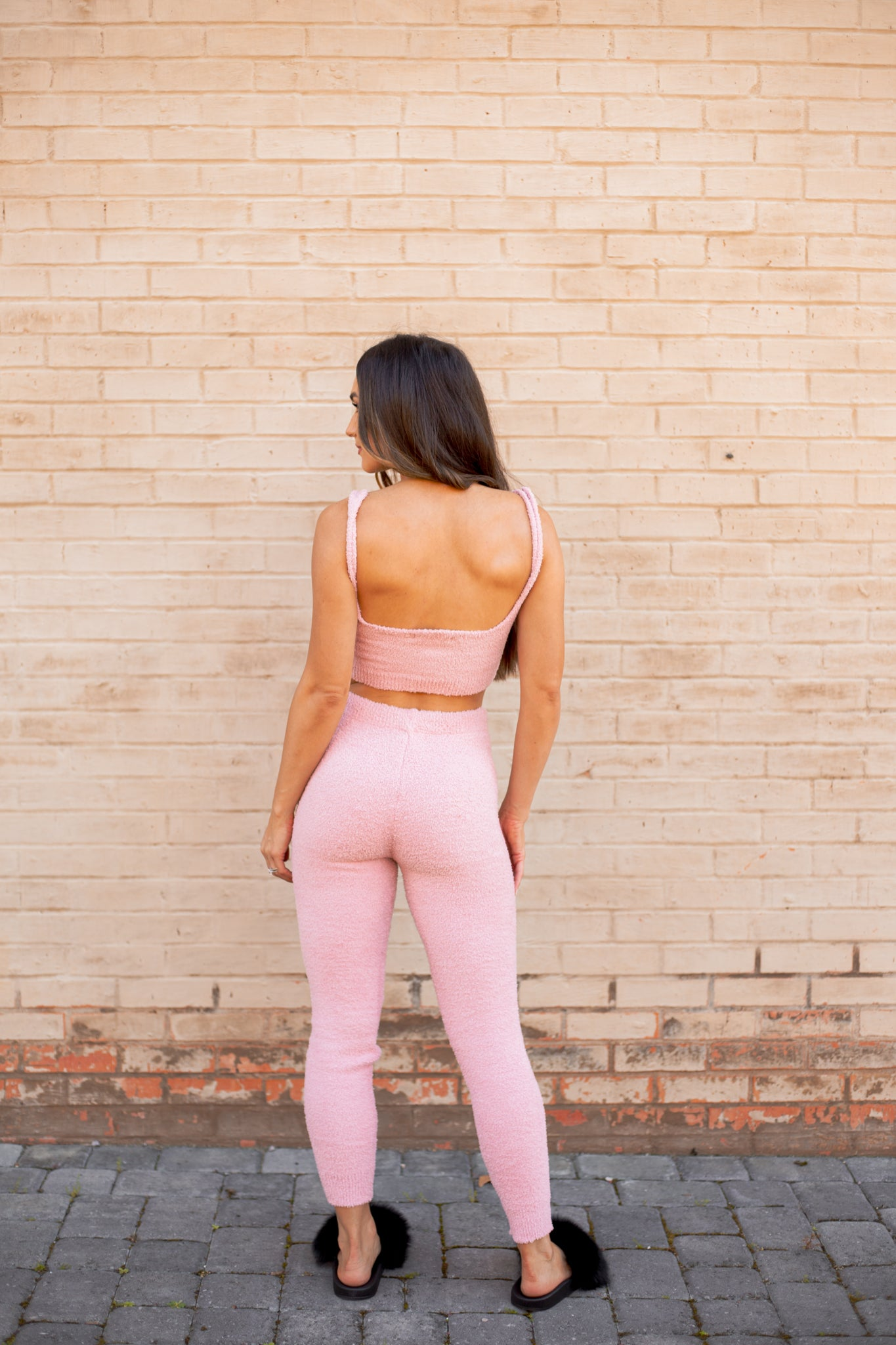 Kourtney Jogger Pink