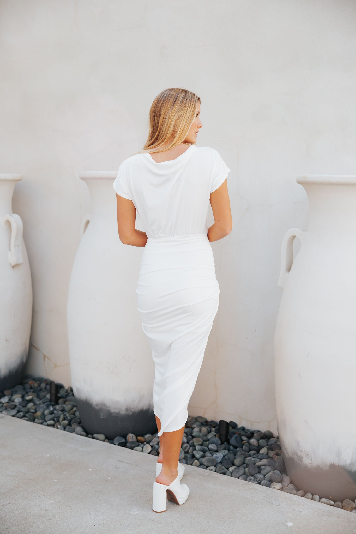 My Girl Dress- Ivory