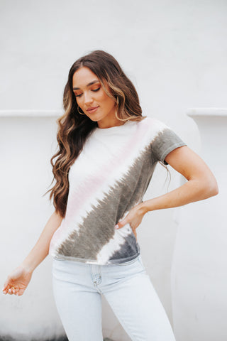 Knit Ribbed Crop Top
