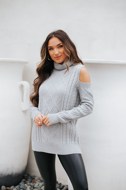 Willow Sweater Grey