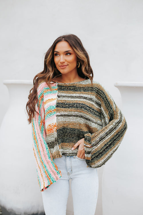 Sunshine Sweater