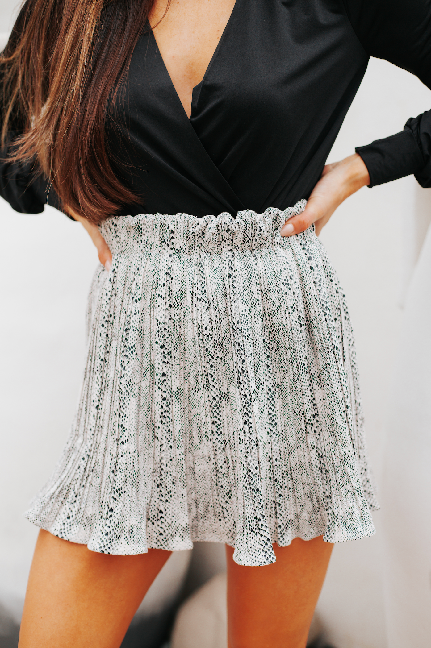 Claire Skirt Stone