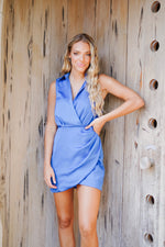 Brianna Wrap Dress