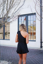 Isnt It Darling Romper- Black