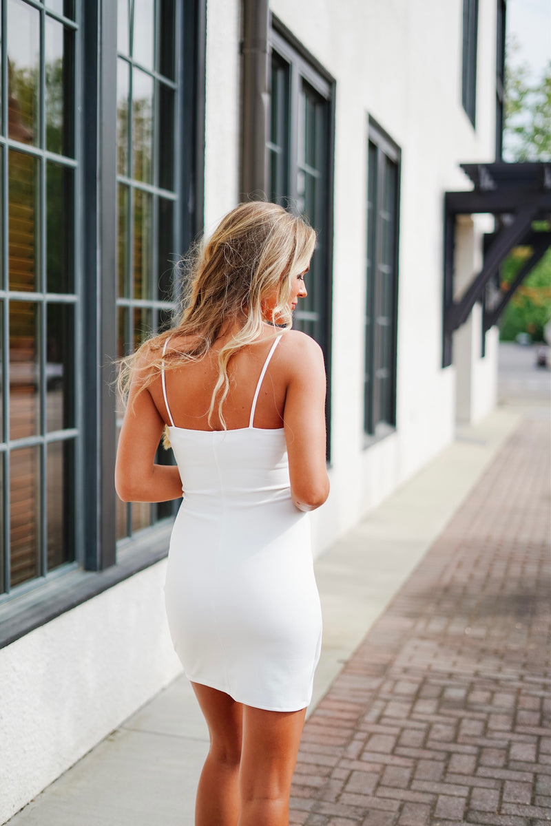 Cut It Out Dress