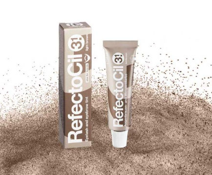 RefectoCil Lash & Brow Tint - #3.1 Light Brown