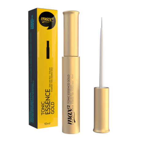 Max2Originale - Tonic Essence Gold - Dark And Rich - Eyelash/Eyebrows Serum