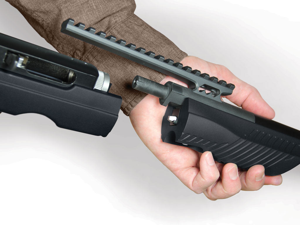 Tk22c Stock For Ruger 22 Charger Takedown Rifle Adaptive Tactical