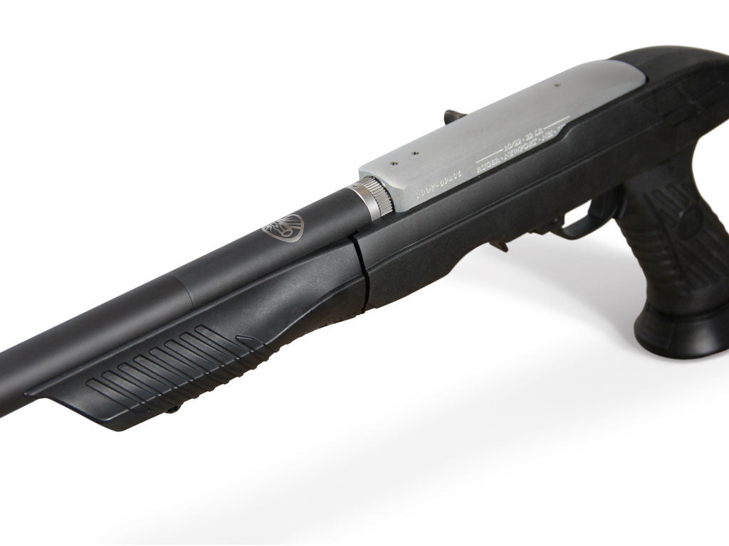 tac hammer ruger 10 22 takedown barrel adaptive tactical