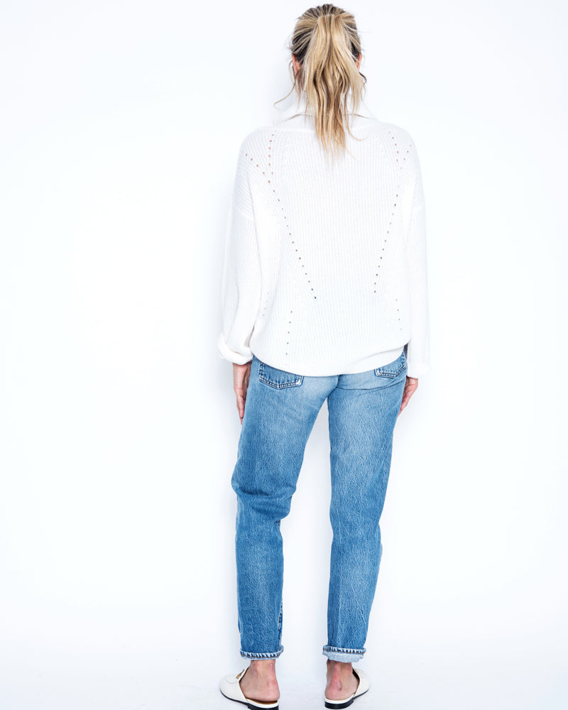 Arlo Pullover - Ivory