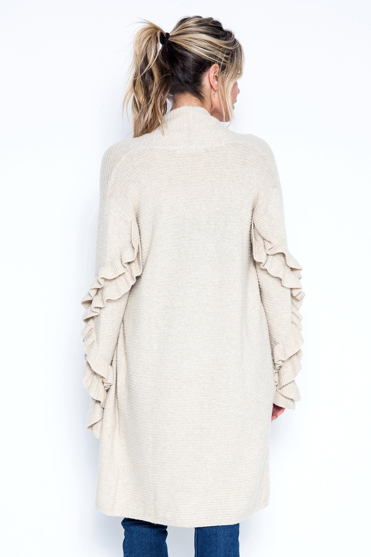 Bella Cardigan - Wishbone