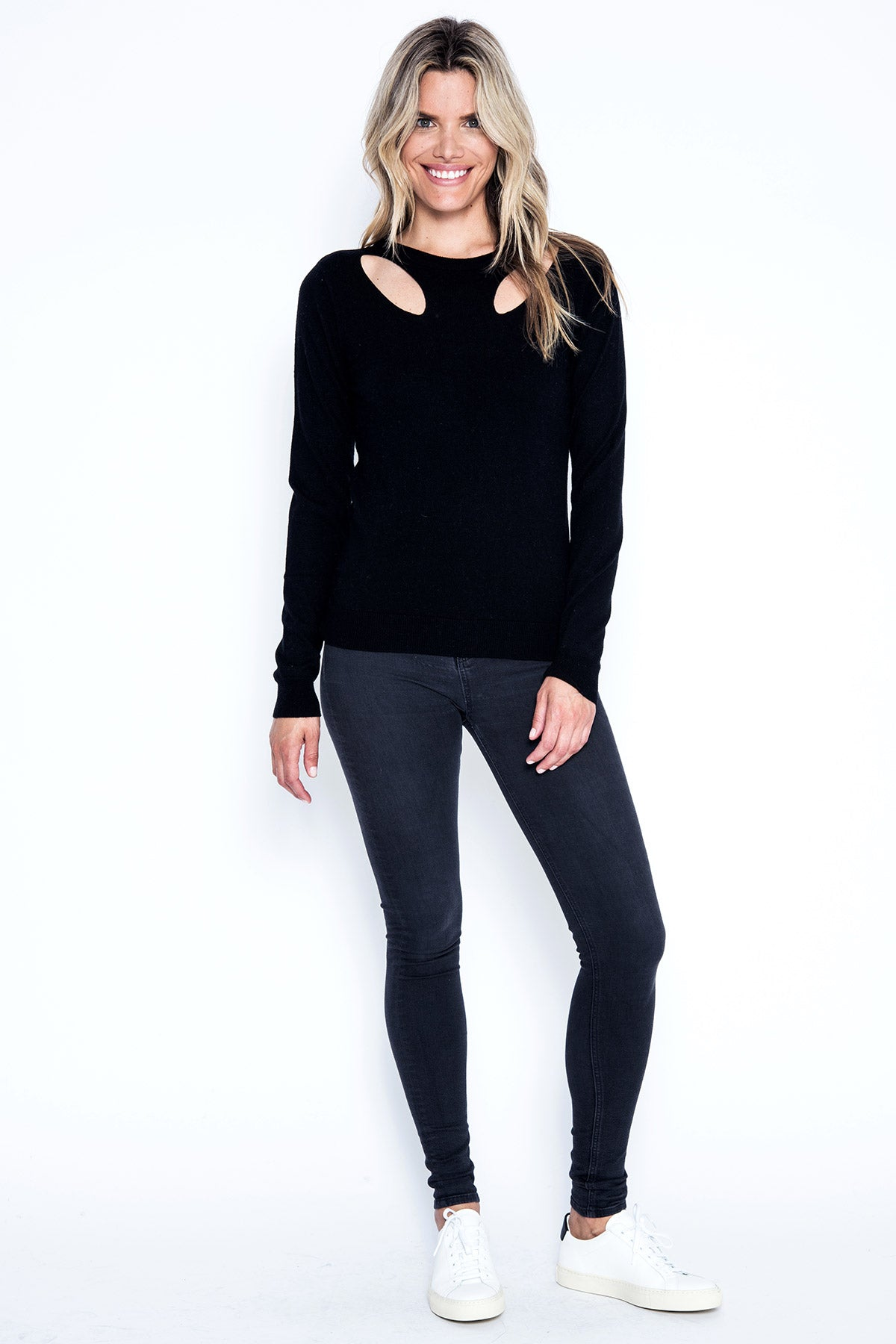 Pippa Top - Black