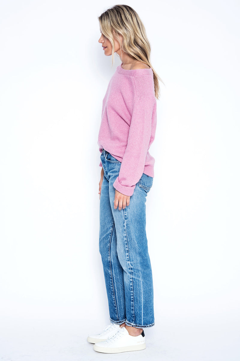 Levi Pullover - Rose