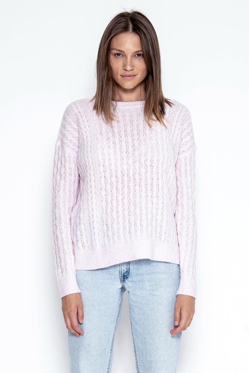 Isabel Pullover - Peony