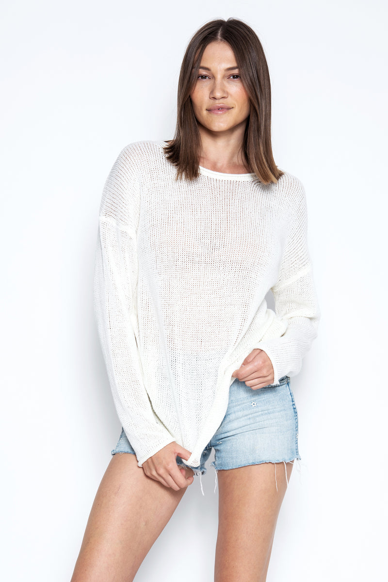 Bodhi Pullover - Starch