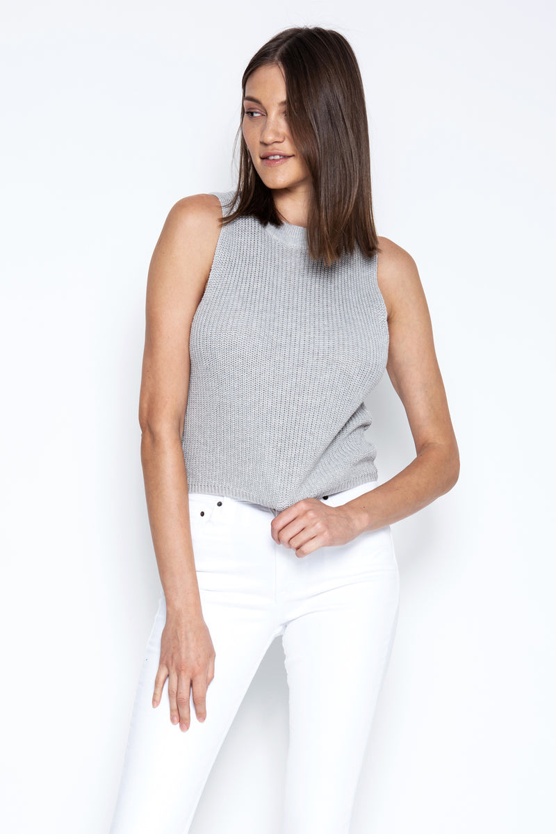 Bodhi Tank - Heather Grey