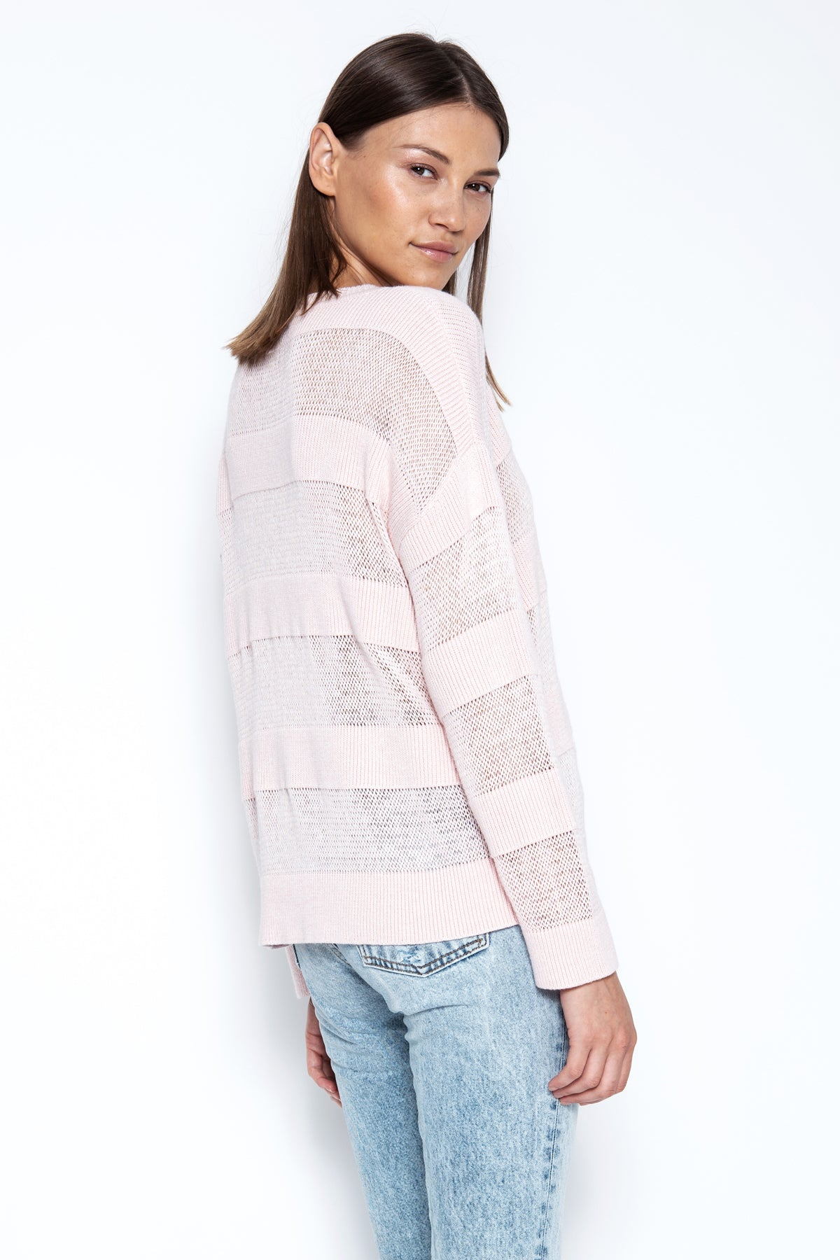 Roberts Pullover - Peony