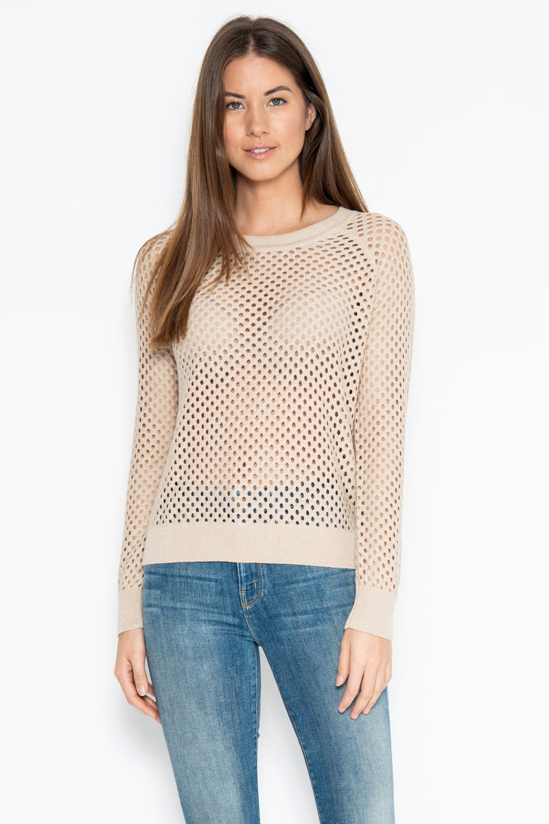 Akers Pullover - Sable