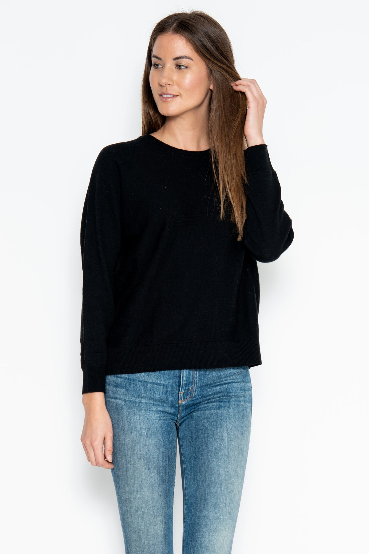 Anders Pullover - Black