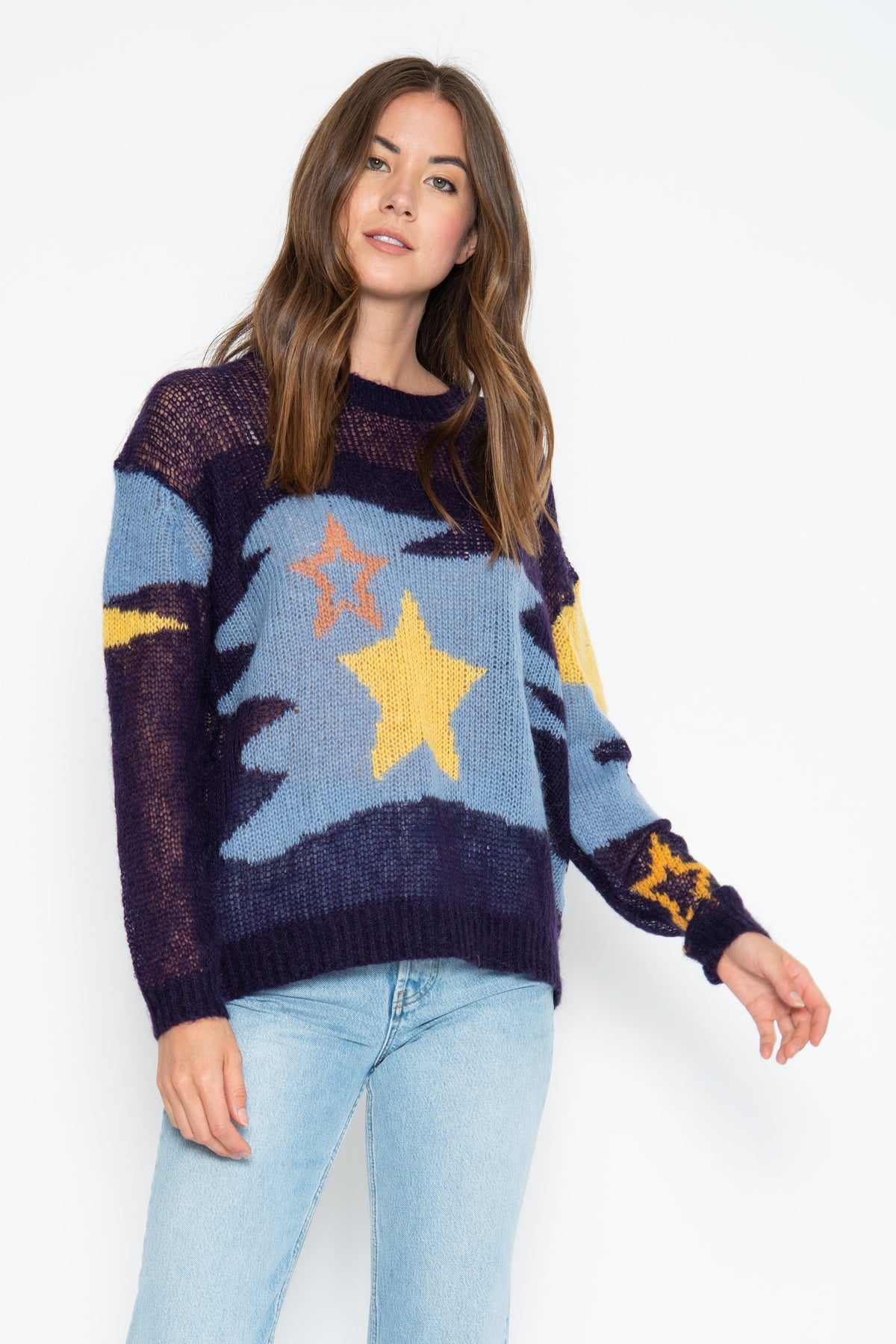 Galaxy Pullover - Night Sky Combo