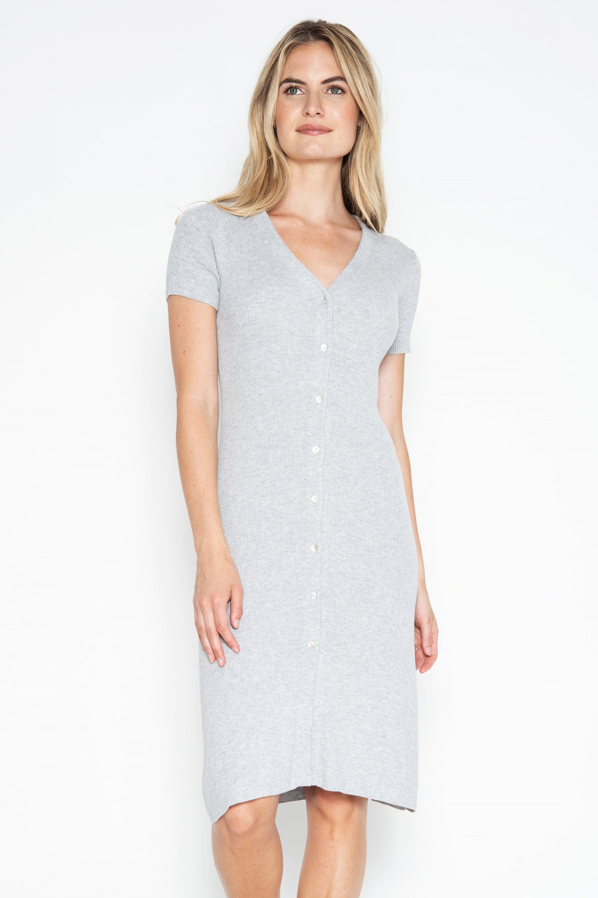 Quentin Dress - Rocksalt