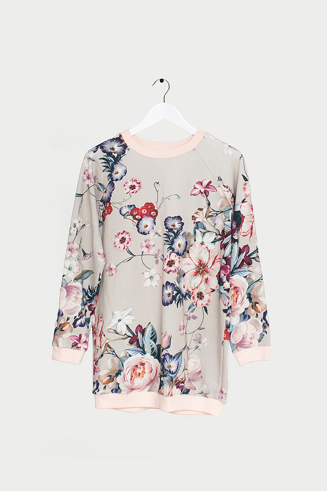 Floral Tunic for Mom