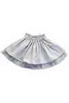 Misty Skirt - Dove Grey