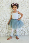 Paloma Tutu - Dove Grey & Zen Blue