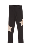 Star Patch Legging