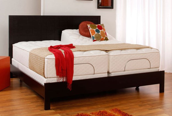 Royal European Collection 350 TC Fitted Bottom Sheet for Split Head and Foot Adjustable Beds