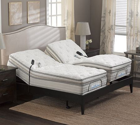 Dual Adjustable Sheet Set 200TC Signature Collection