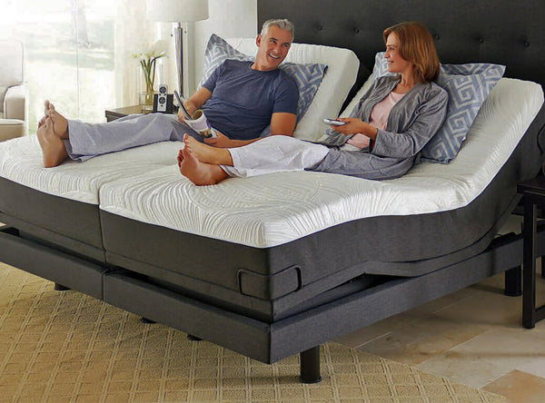 Dual Adjustable Bottom Sheet Only 600TC Bella Collection